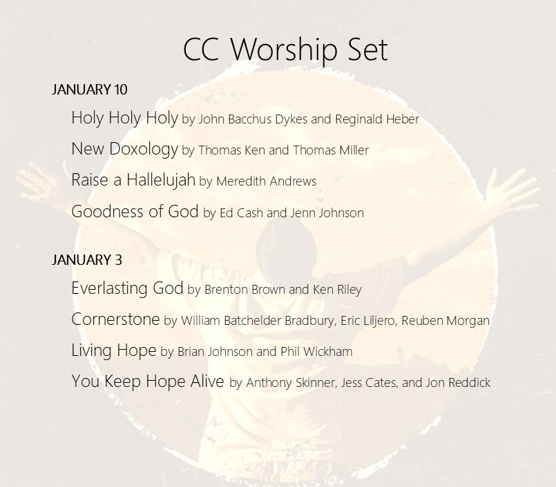 worship set jan10