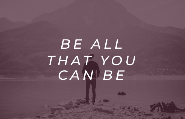 Be All You Can Be.001