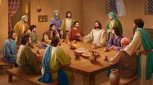jesus eats and teaches 2