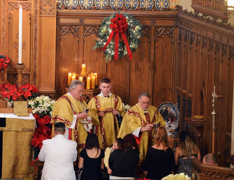 THE MASS IN DETROIT