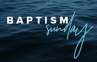 Baptism Web Event