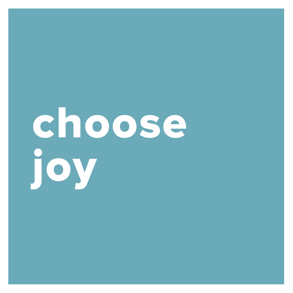 choose joy 3
