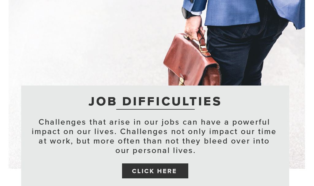 job difficulties.1