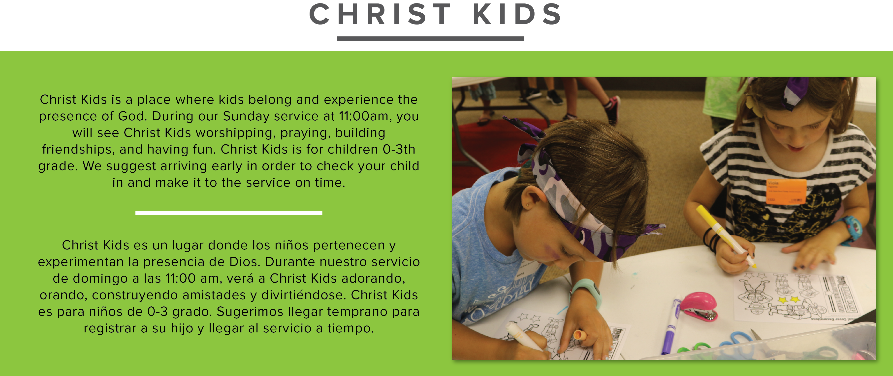 Midtown - Christ Kids new 2