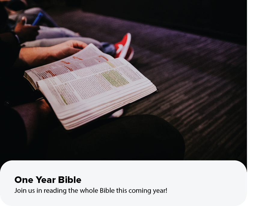 one year bible event