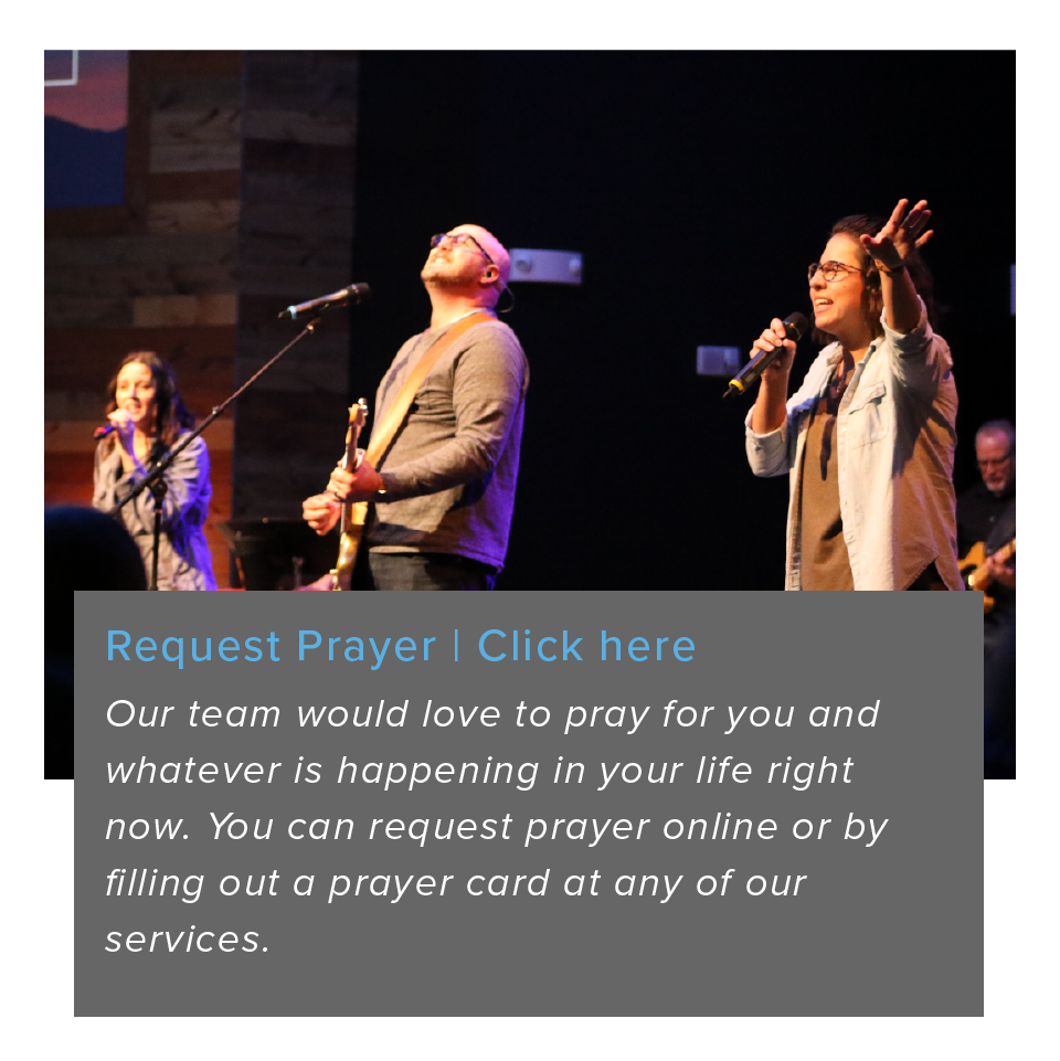 Prayer Request new