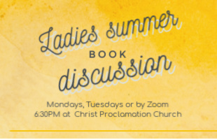 Ladies 2020 Summer Book- Featured image
