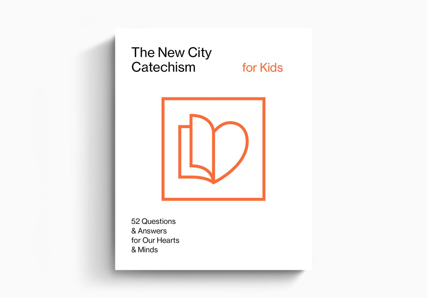 The New City Catechism for Kids image