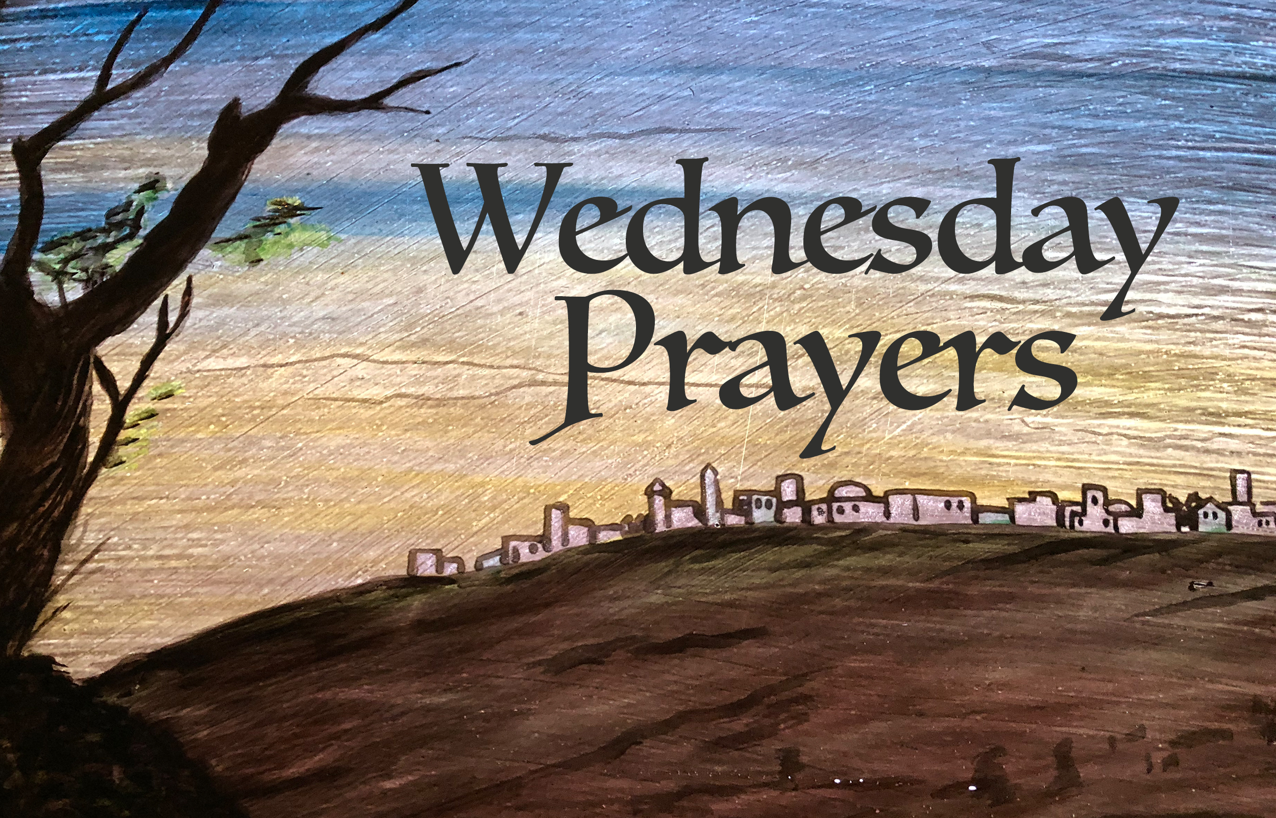 Wednesday Prayer