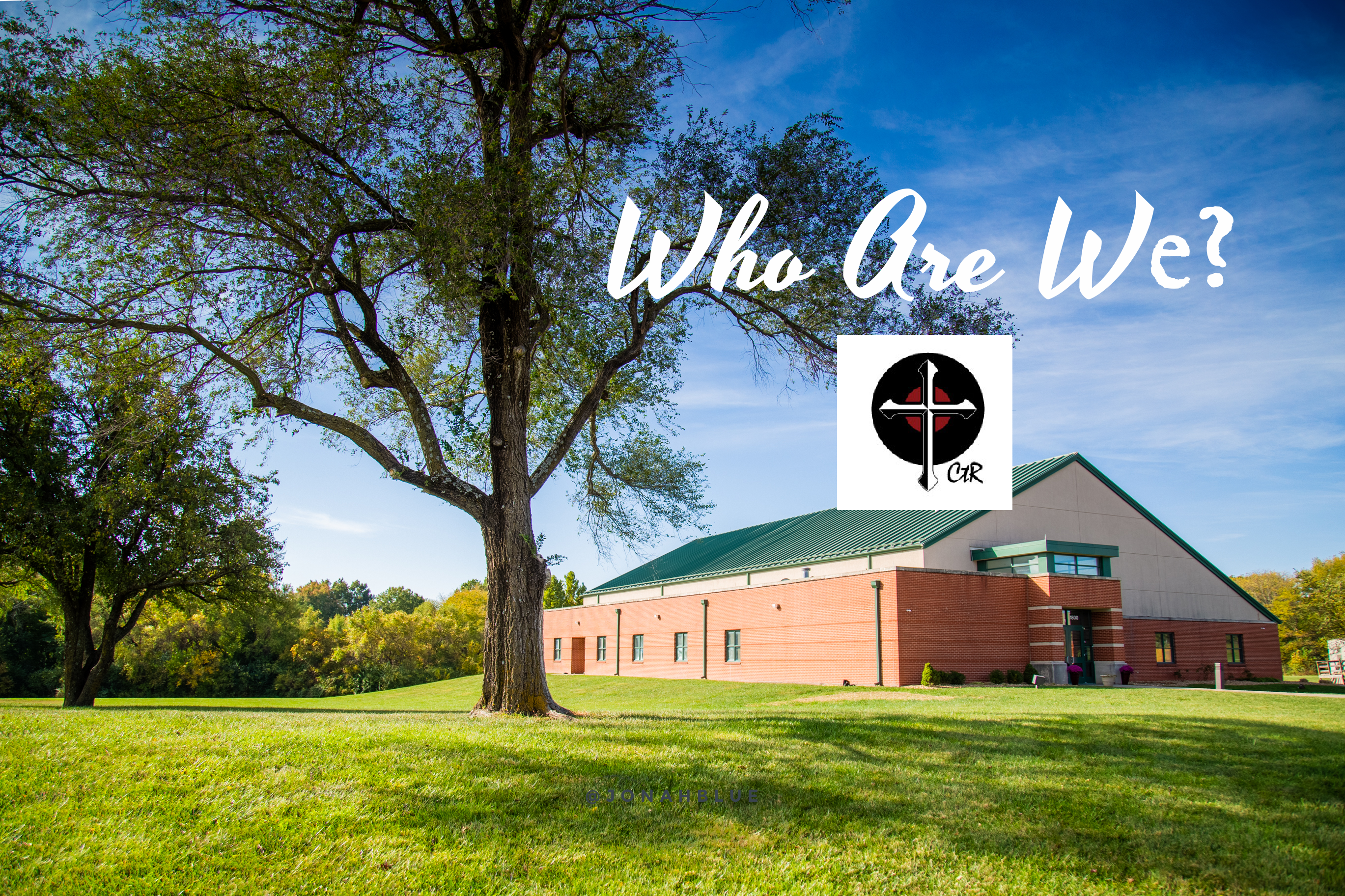 who are we - Sunday School image