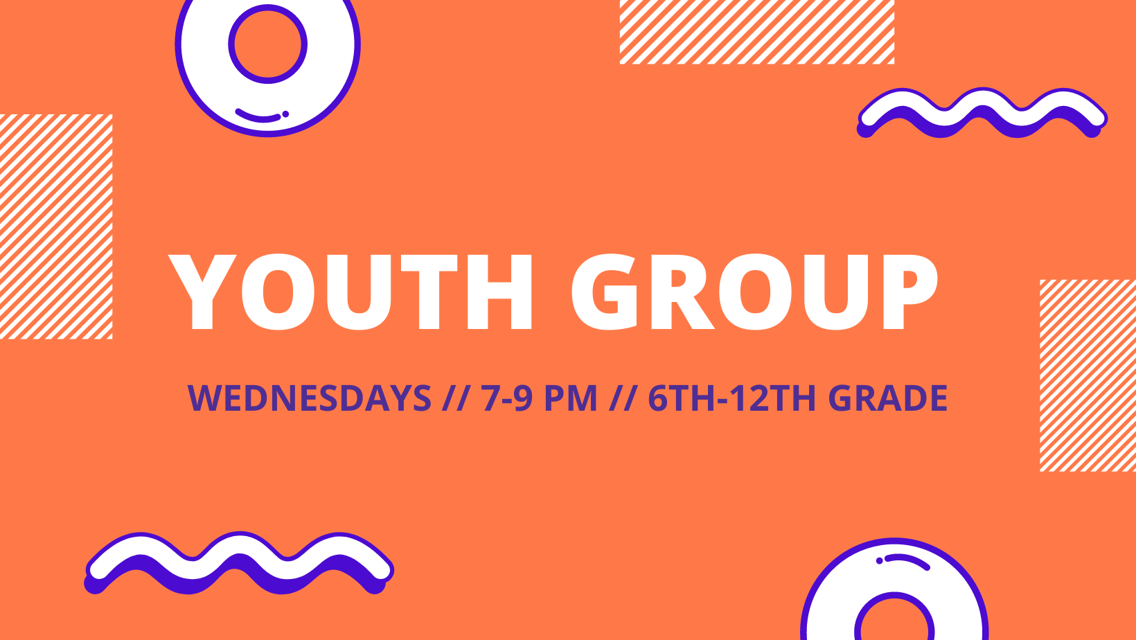 youth group graphic for newsletter image