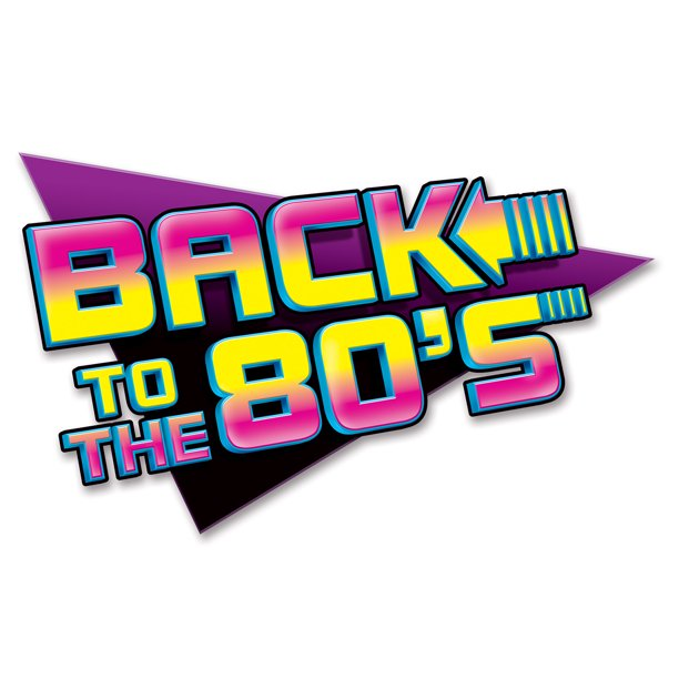 back to the 80's image image