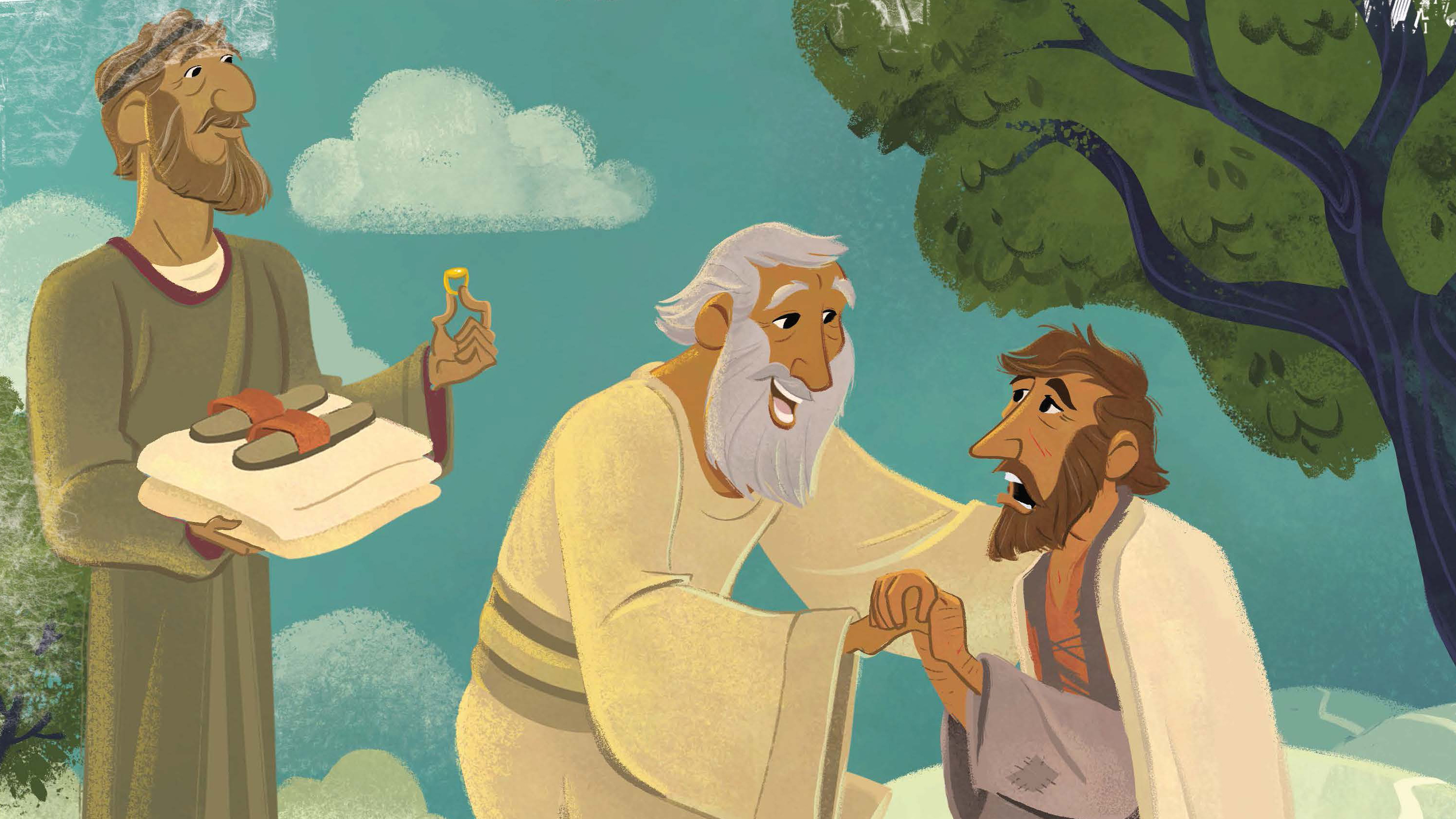 Volume 9 - Unit 25  Bible Story Pictures_Page_2