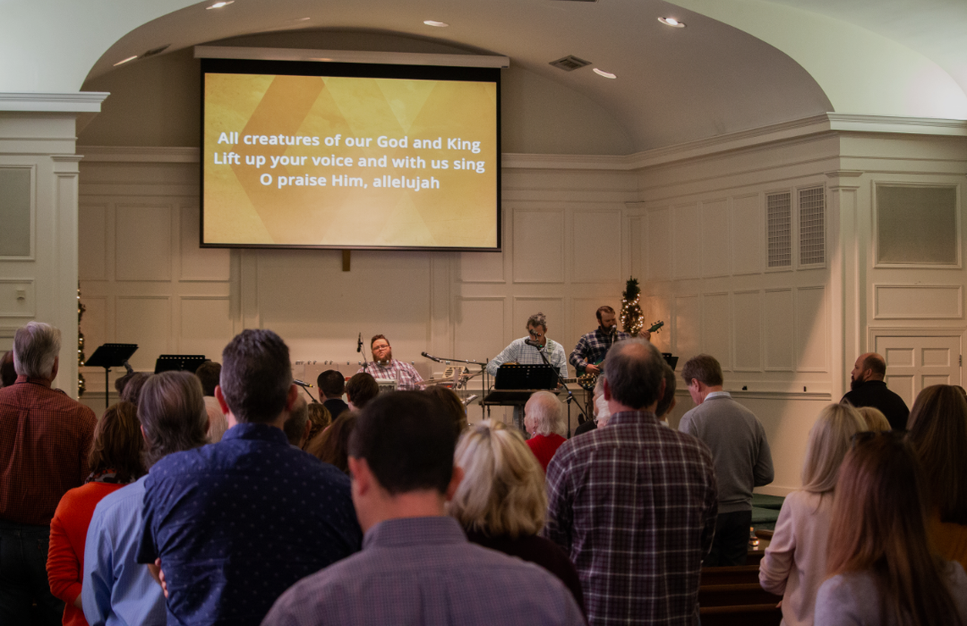 damascus event worship image