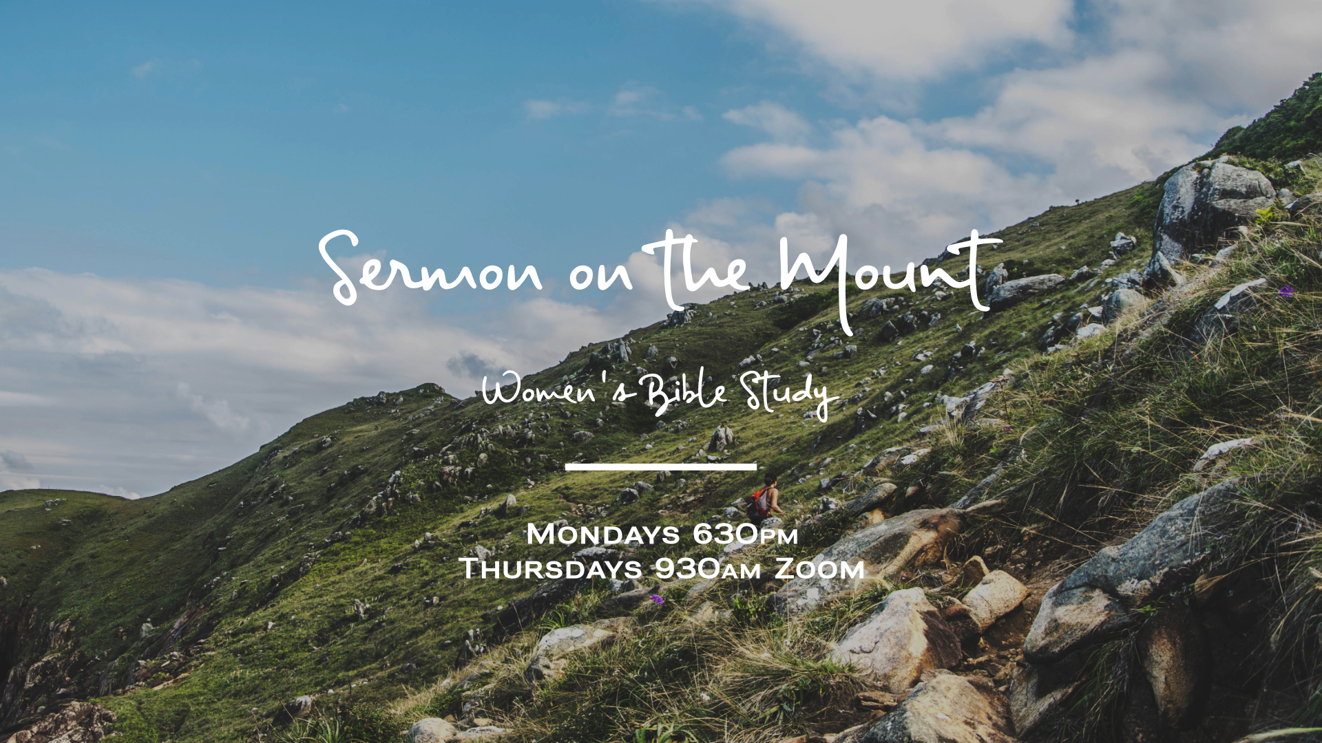 sermon on the mount wide