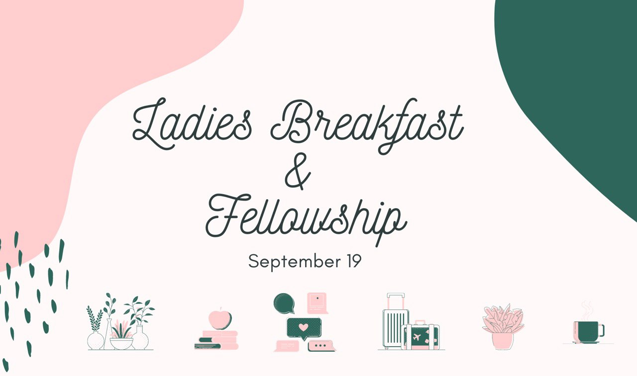 Ladies Breakfast 9.19.20