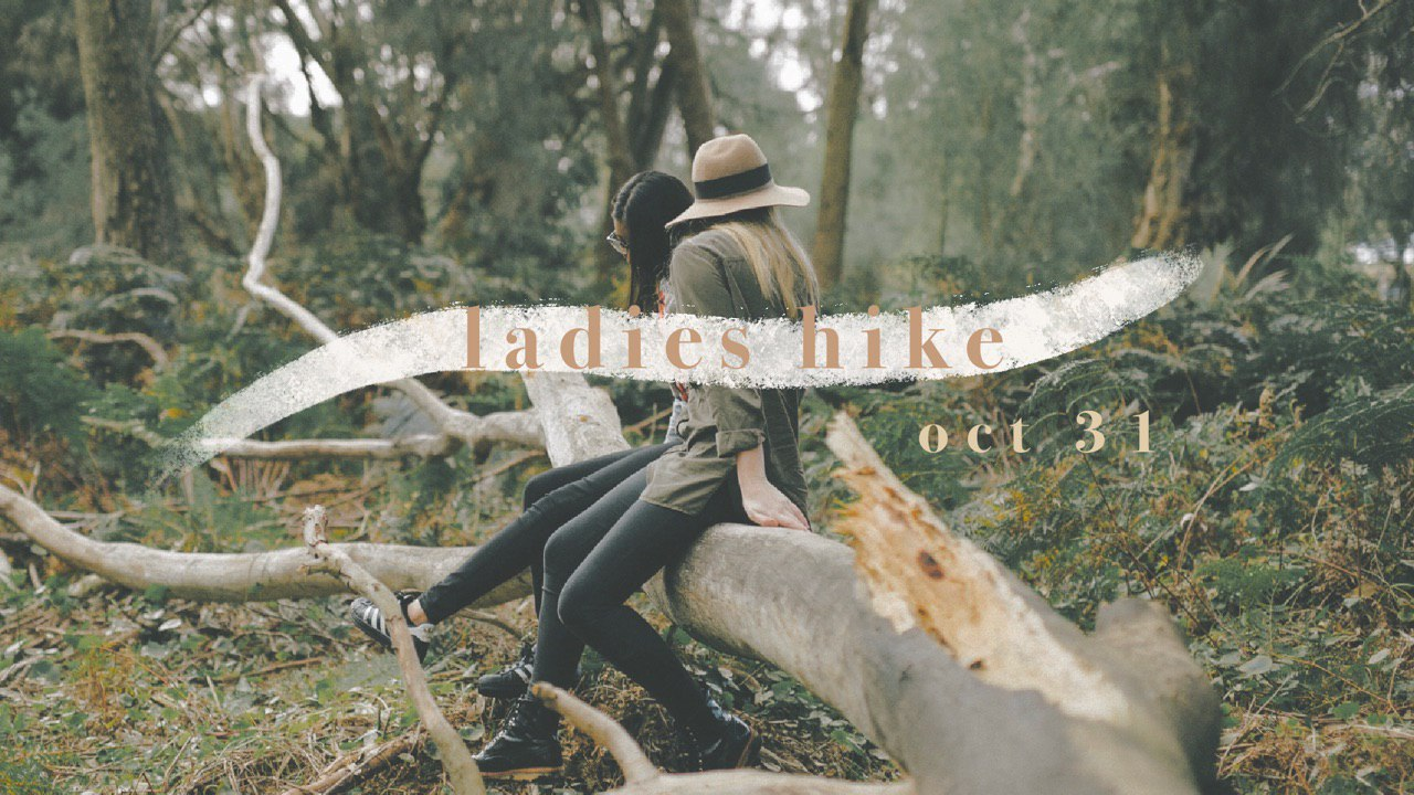 Ladies Hike