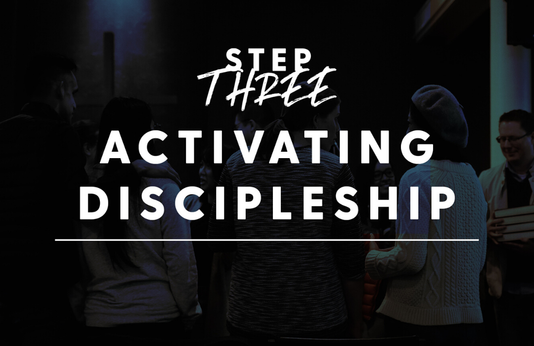 Activating Discipleship Feature