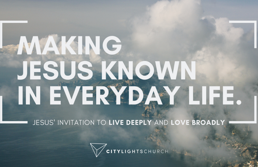 Knowing Jesus in Everyday Life Feature image