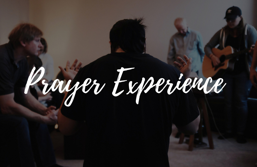 Prayer Experience feature graphic image