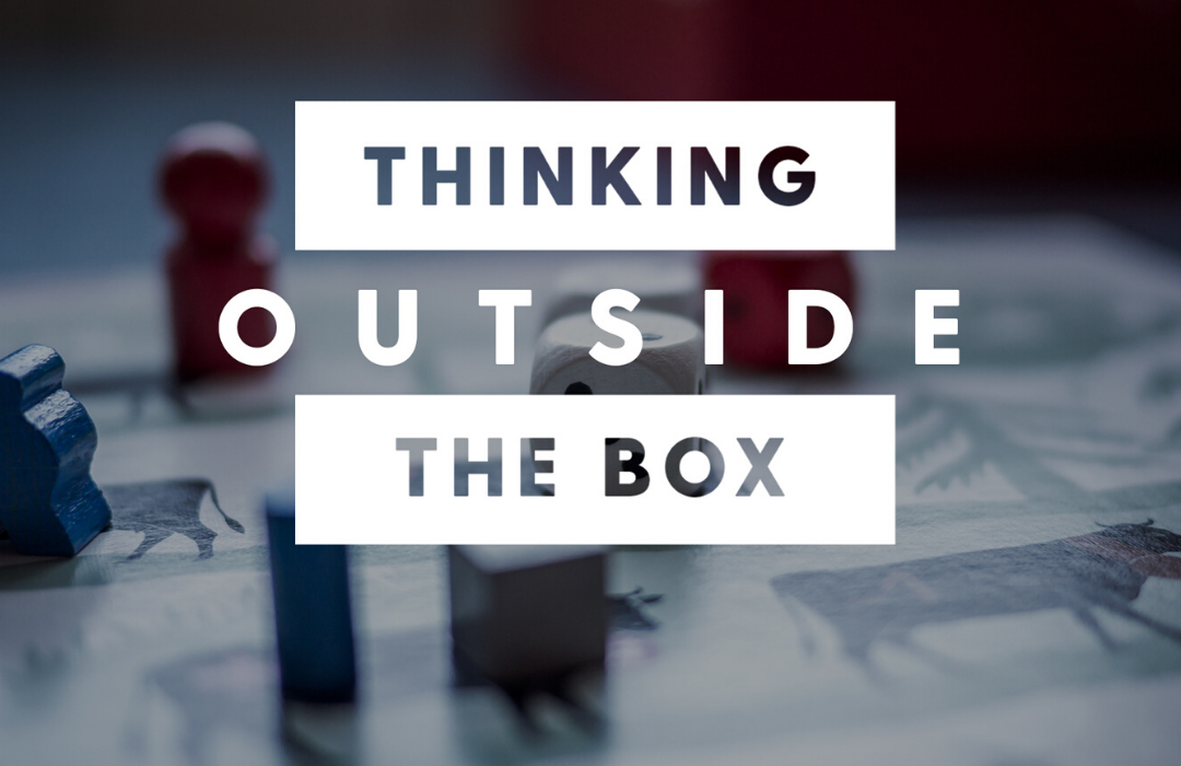 Thinking outside the box Feature Photo image
