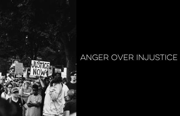 anger over injustice