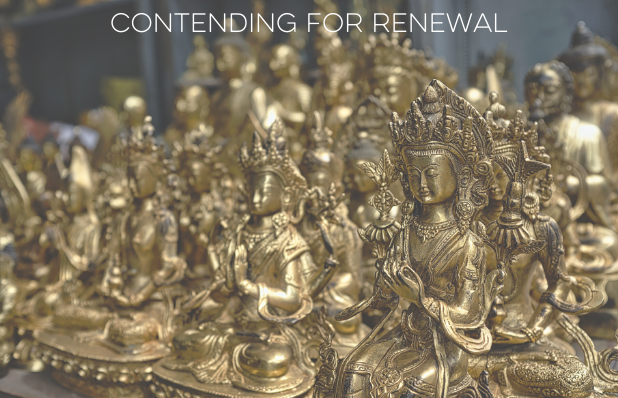 Contending for renewal