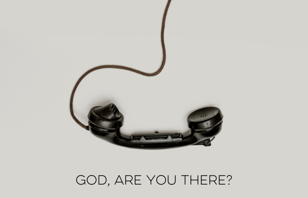 God, Are you there_