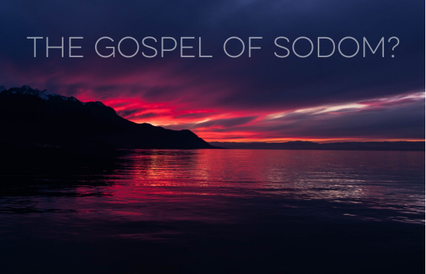 the gospel of sodom