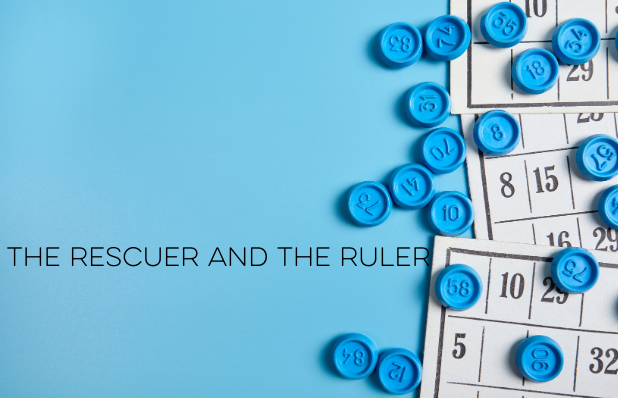The Rescuer and the ruler
