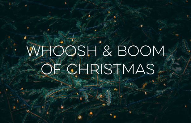 Woosh & Boom of christmas2