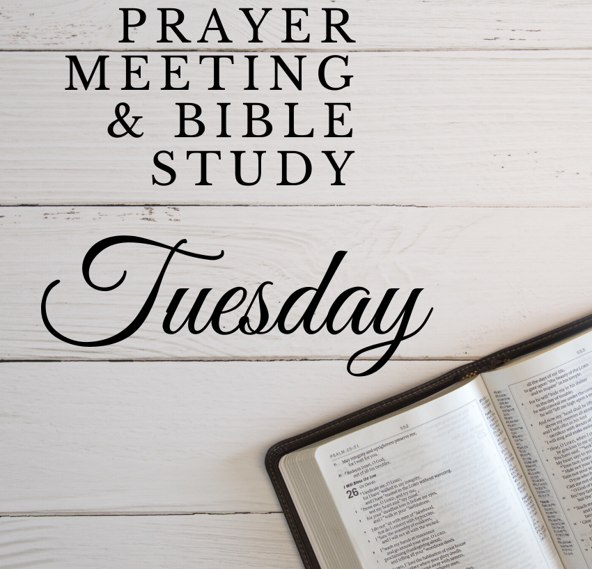 Tuesday Bible Study (1)
