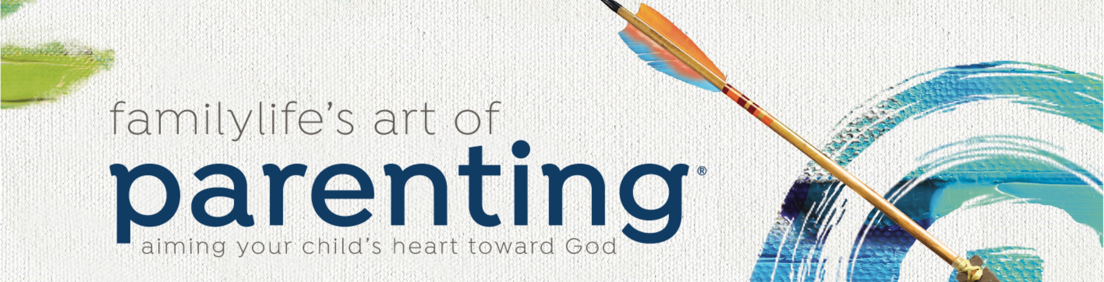 Art of Parenting sub page banner