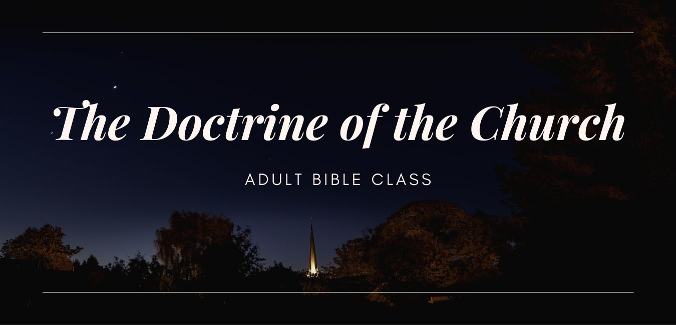 Doctrine of the Church