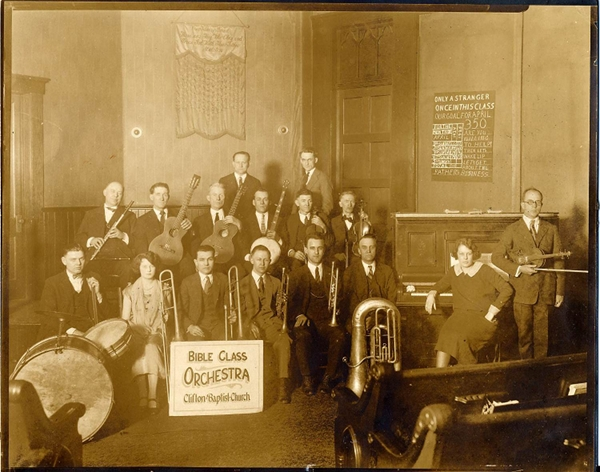 CliftonOrchestra1925