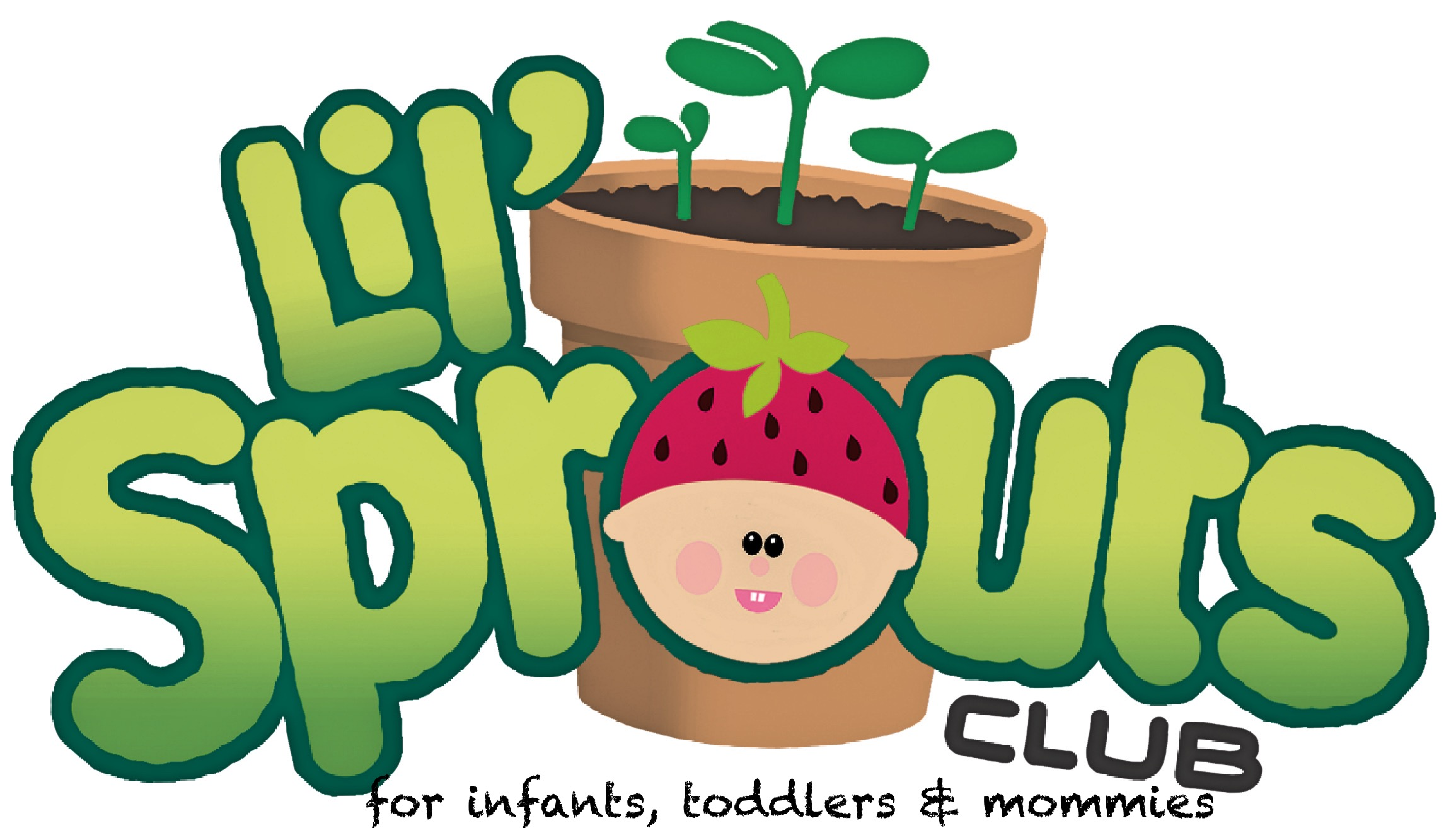 Lil Sprouts Club Logo
