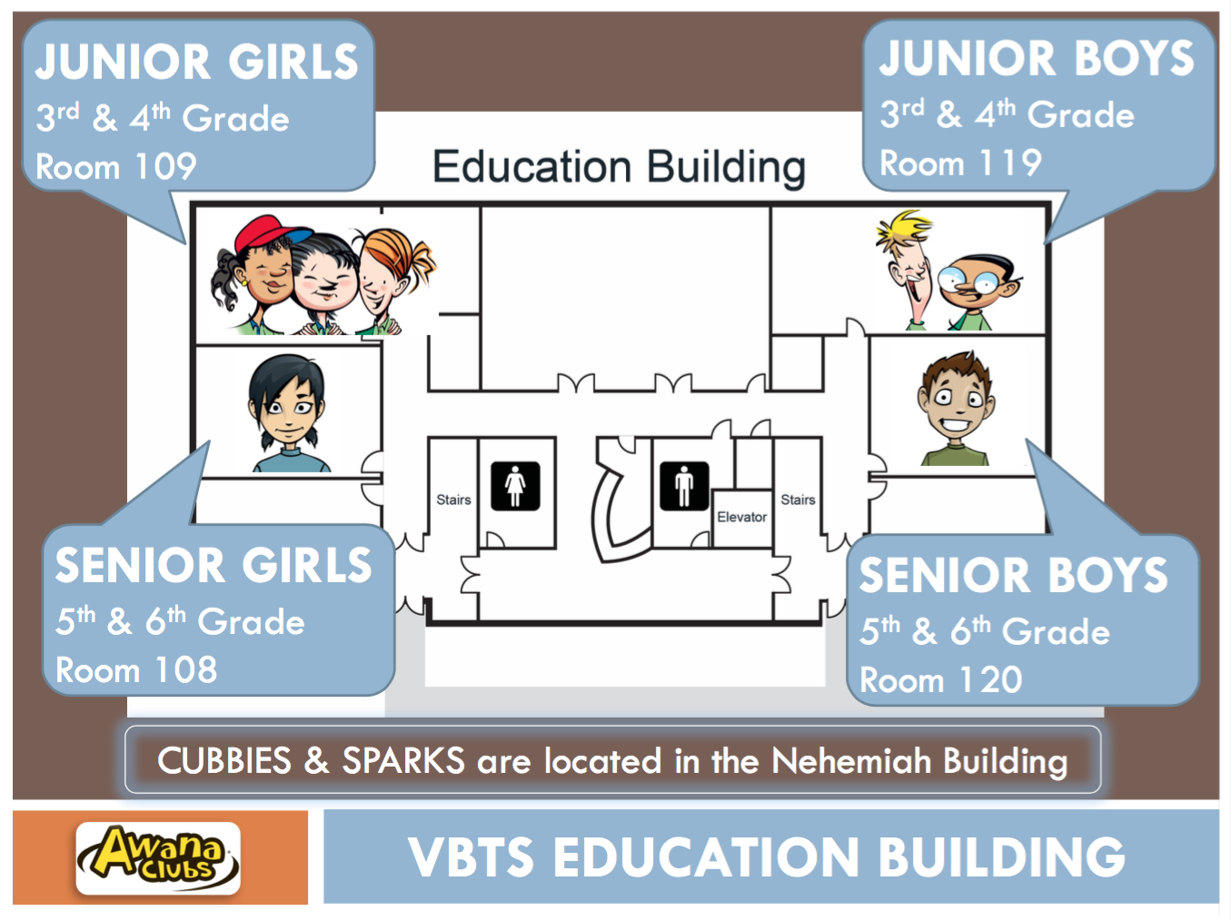 CBC Awana Map -  Education Building (2017)-2