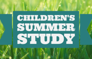 Children's Summer Study Event Image image