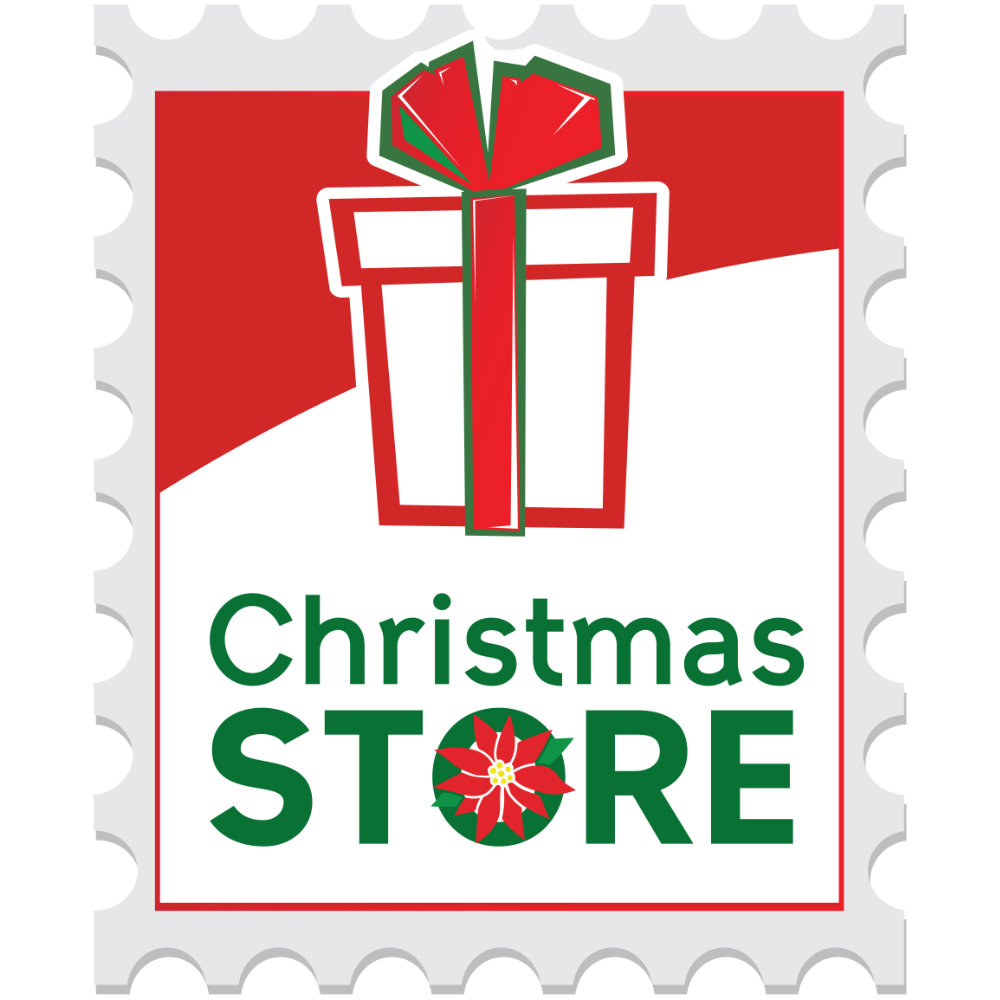 Christmas-store-stamp-icon