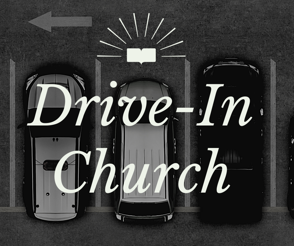 Copy of Copy of Drive-In Church image