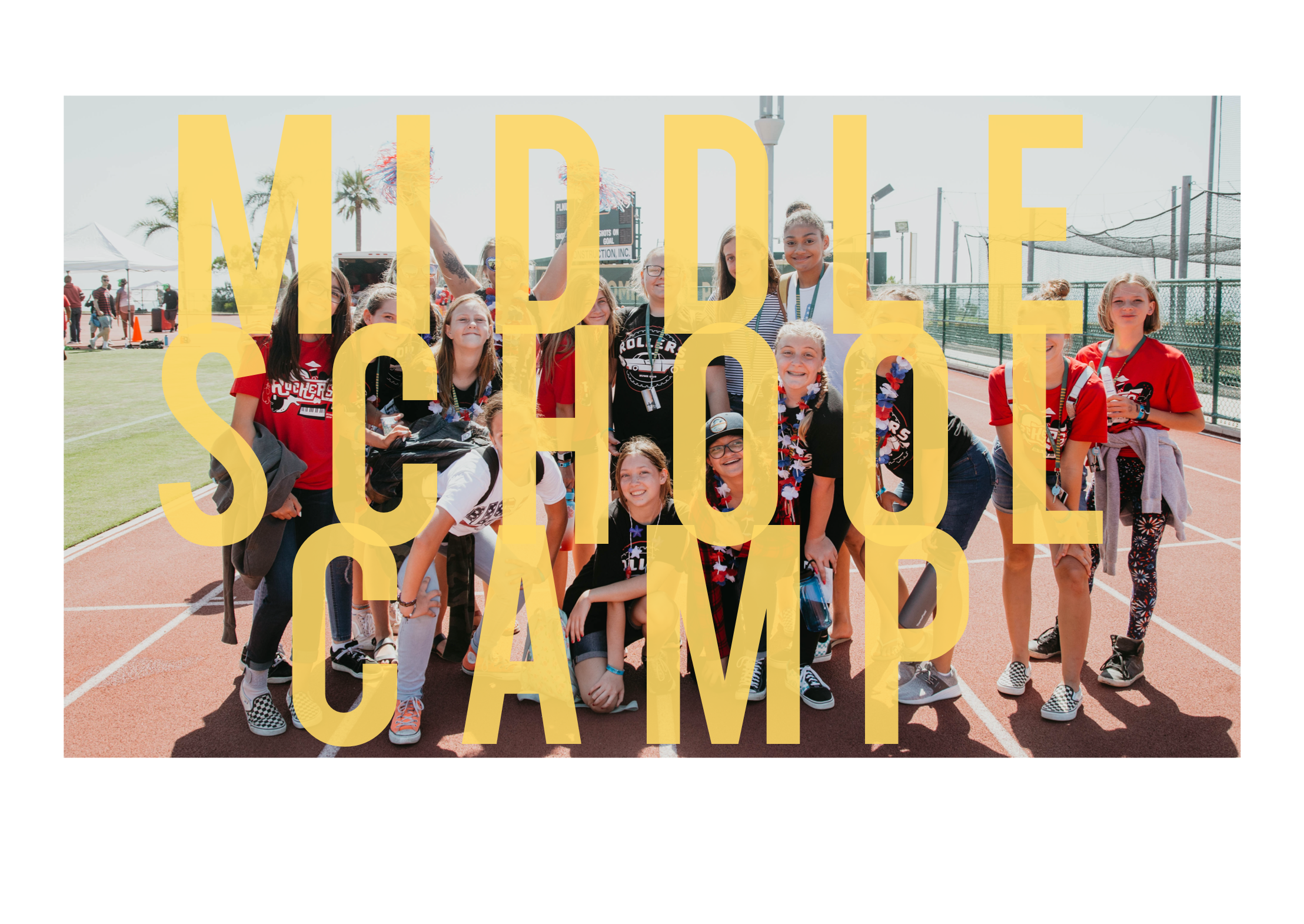 Middle School Camp Image