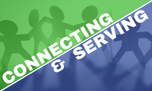 Opportunities to Connect & Serve