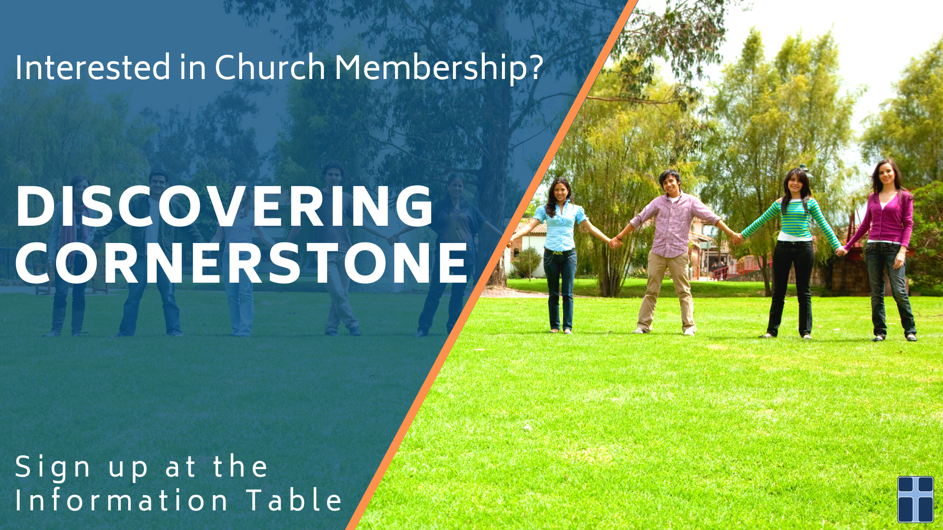 Discovering Cornerstone image