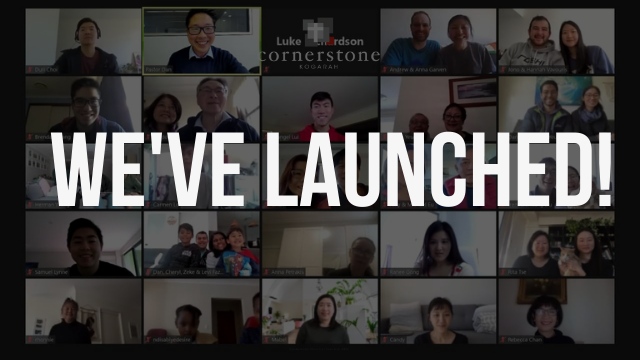 We've Launched FB