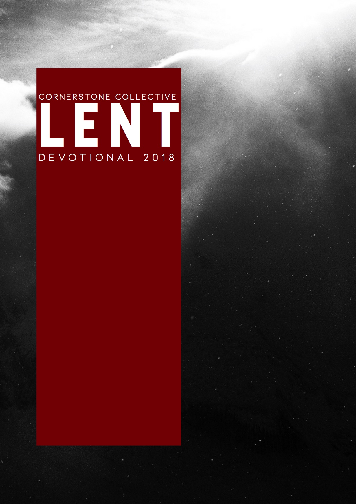 2018 LENT Devotional