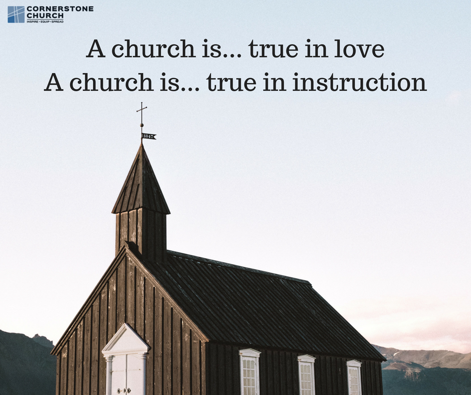 a church is blog graphic