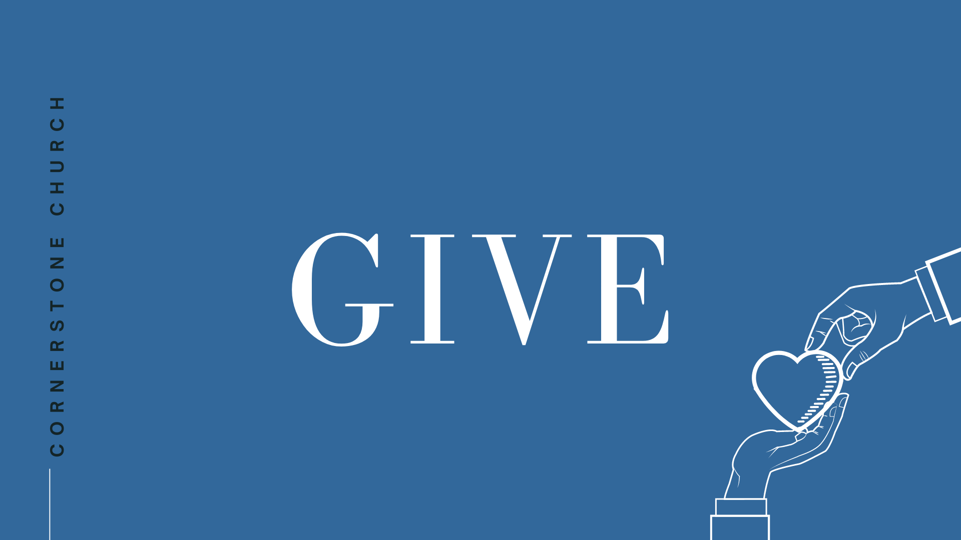 Give Online.