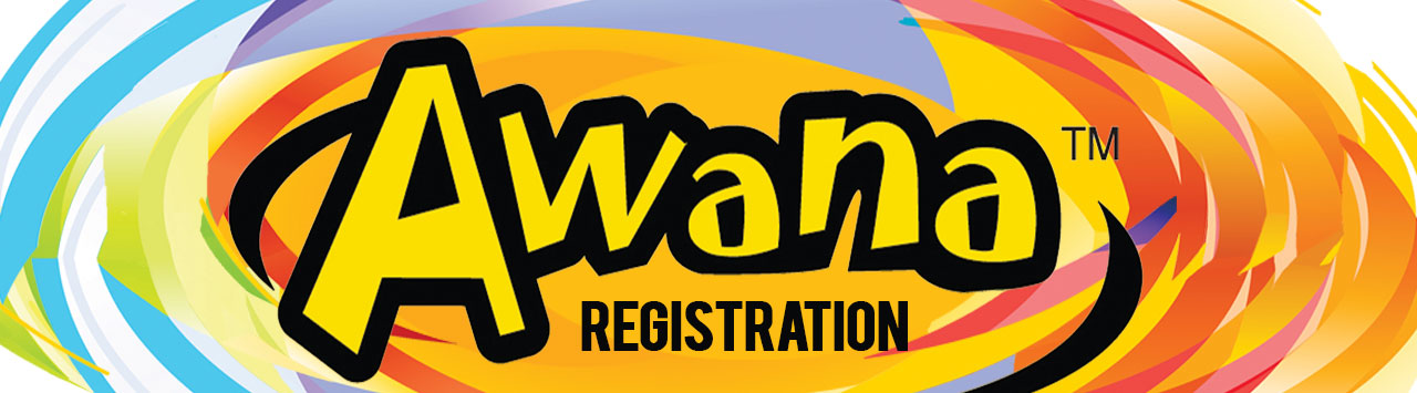 AWANA Registration Picture