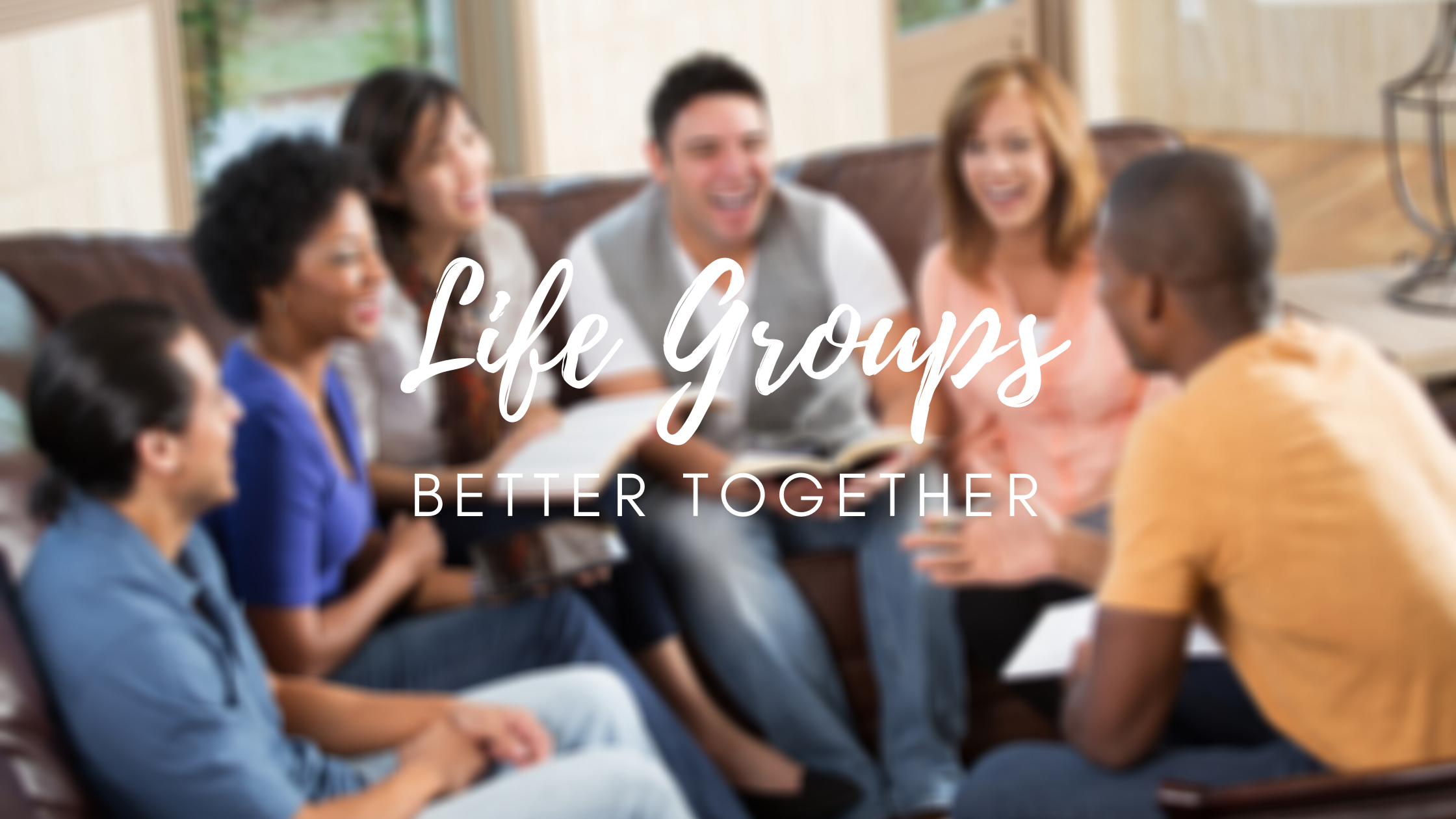 Join a life group today!