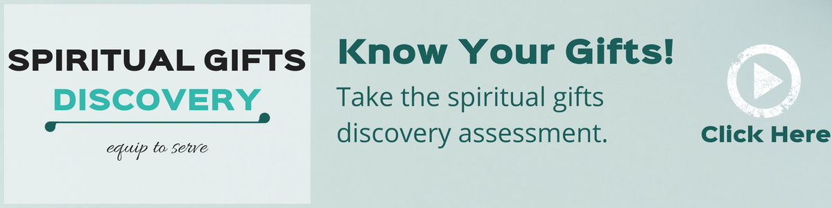 Spiritual Gifts Discovery